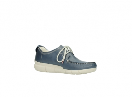wolky lace up shoes 01502 tunica 80870 blue leather_15
