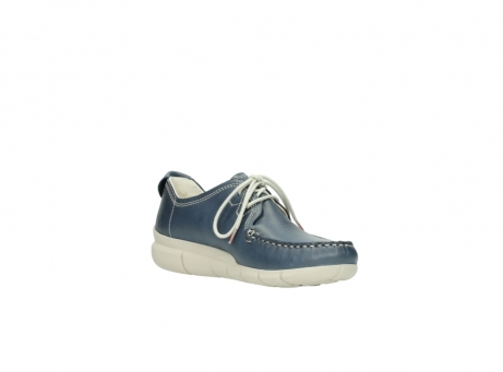 wolky lace up shoes 01502 tunica 80870 blue leather_16