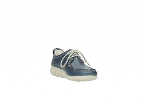 wolky lace up shoes 01502 tunica 80870 blue leather_17