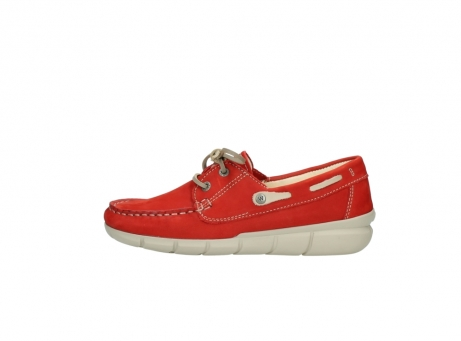 wolky lace up shoes 01509 cahita 10570 red nubuck_1