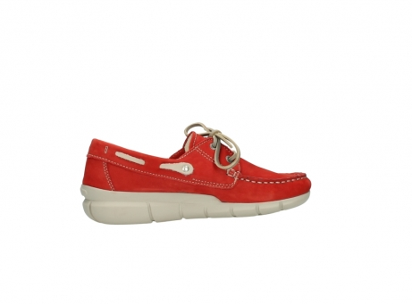 wolky lace up shoes 01509 cahita 10570 red nubuck_12