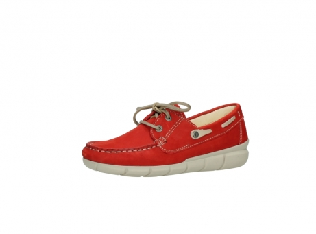 wolky lace up shoes 01509 cahita 10570 red nubuck_23