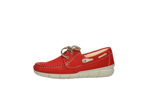 wolky lace up shoes 01509 cahita 10570 red nubuck_24