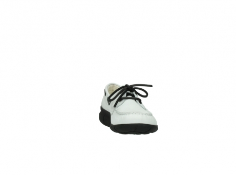 wolky lace up shoes 01509 cahita 20120 offwhite leather_18