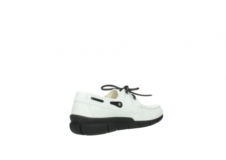 wolky lace up shoes 01509 cahita 70100 white leather_10