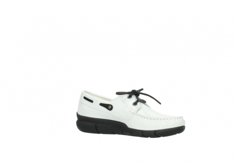 wolky lace up shoes 01509 cahita 70100 white leather_15