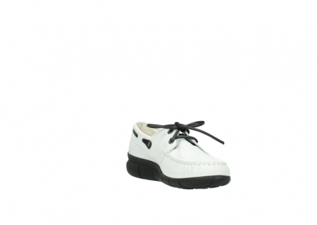 wolky lace up shoes 01509 cahita 70100 white leather_17