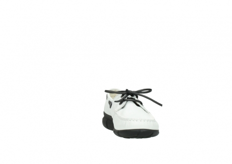 wolky lace up shoes 01509 cahita 70100 white leather_18