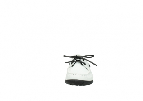 wolky lace up shoes 01509 cahita 70100 white leather_19