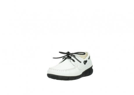 wolky lace up shoes 01509 cahita 70100 white leather_21