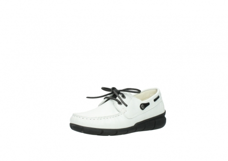 wolky lace up shoes 01509 cahita 70100 white leather_22