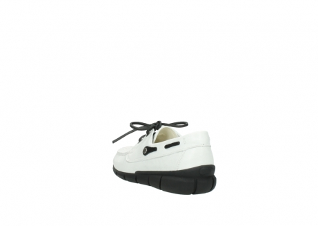 wolky lace up shoes 01509 cahita 70100 white leather_5