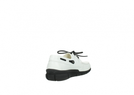 wolky lace up shoes 01509 cahita 70100 white leather_9