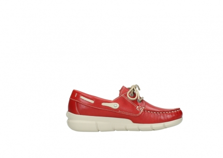 wolky lace up shoes 01509 cahita 70570 red summer leather_13