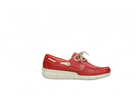 wolky lace up shoes 01509 cahita 70570 red summer leather_14