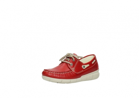 wolky lace up shoes 01509 cahita 70570 red summer leather_22