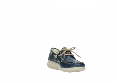 wolky lace up shoes 01509 cahita 70870 blue summer leather_17