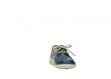 wolky lace up shoes 01509 cahita 70870 blue summer leather_18
