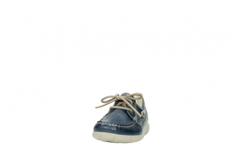 wolky lace up shoes 01509 cahita 70870 blue summer leather_20