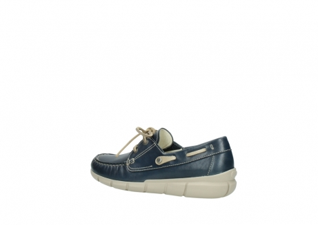 wolky lace up shoes 01509 cahita 70870 blue summer leather_3