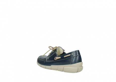 wolky lace up shoes 01509 cahita 70870 blue summer leather_4