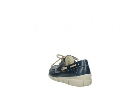 wolky lace up shoes 01509 cahita 70870 blue summer leather_5