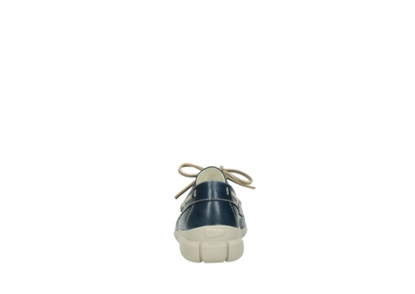 wolky lace up shoes 01509 cahita 70870 blue summer leather_7