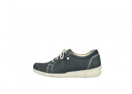 wolky lace up shoes 01510 pima 10070 black summer nubuck_1