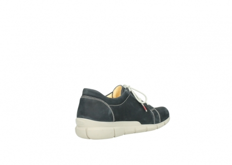wolky lace up shoes 01510 pima 10070 black summer nubuck_10