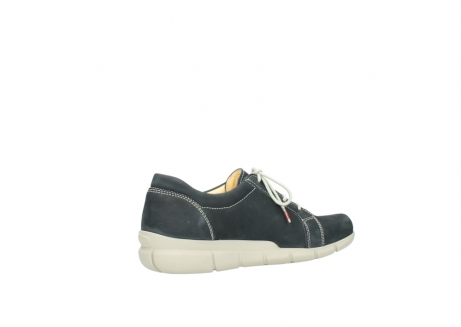 wolky lace up shoes 01510 pima 10070 black summer nubuck_11