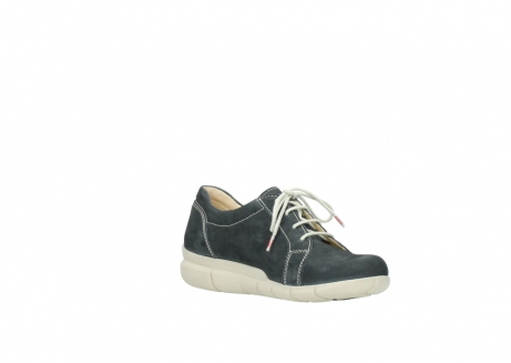 wolky lace up shoes 01510 pima 10070 black summer nubuck_16