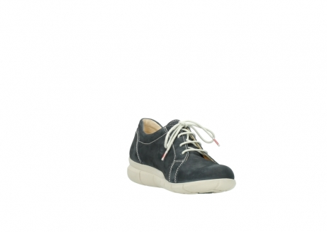 wolky lace up shoes 01510 pima 10070 black summer nubuck_17