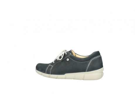 wolky lace up shoes 01510 pima 10070 black summer nubuck_2