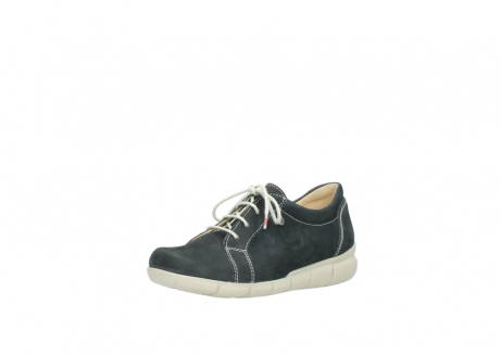 wolky lace up shoes 01510 pima 10070 black summer nubuck_22