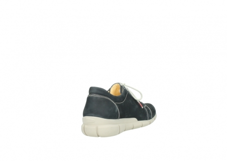 wolky lace up shoes 01510 pima 10070 black summer nubuck_9
