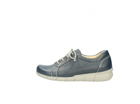 wolky lace up shoes 01510 pima 80800 blue leather_1