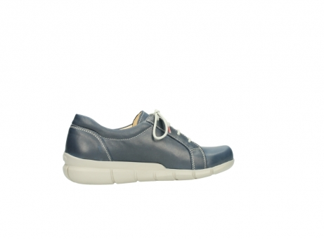 wolky lace up shoes 01510 pima 80800 blue leather_12