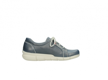 wolky lace up shoes 01510 pima 80800 blue leather_13