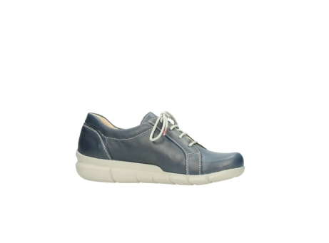 wolky lace up shoes 01510 pima 80800 blue leather_14