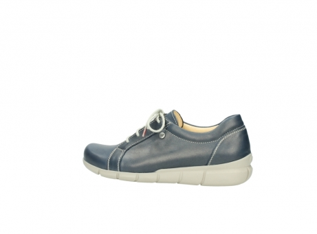 wolky lace up shoes 01510 pima 80800 blue leather_2