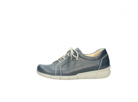 wolky lace up shoes 01510 pima 80800 blue leather_24