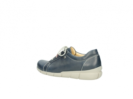 wolky lace up shoes 01510 pima 80800 blue leather_3