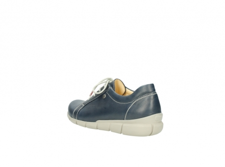 wolky lace up shoes 01510 pima 80800 blue leather_4