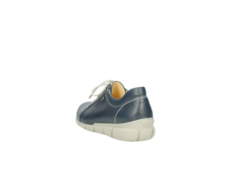wolky lace up shoes 01510 pima 80800 blue leather_5