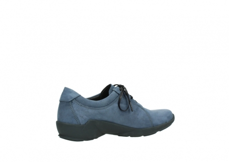 wolky chaussures a lacets 01570 sena 10800 nubuck bleu_11