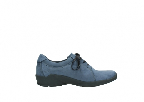 wolky chaussures a lacets 01570 sena 10800 nubuck bleu_13