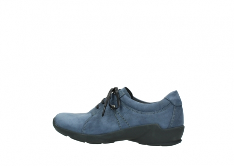 wolky chaussures a lacets 01570 sena 10800 nubuck bleu_2