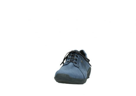 wolky chaussures a lacets 01570 sena 10800 nubuck bleu_20