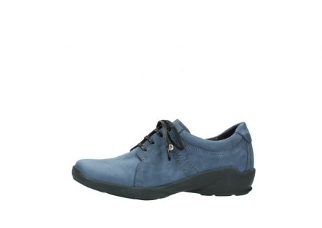 wolky chaussures a lacets 01570 sena 10800 nubuck bleu_24