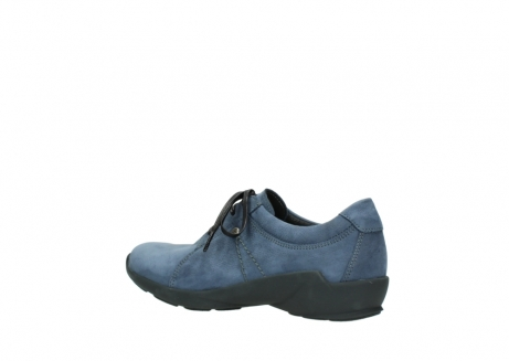 wolky chaussures a lacets 01570 sena 10800 nubuck bleu_3